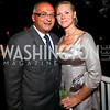 Photo by Tony Powell. Jim and Andrea Vella. Adrienne Arsht Salon Dinner for National Hispanic Foundation for the Arts. September 13, 2010